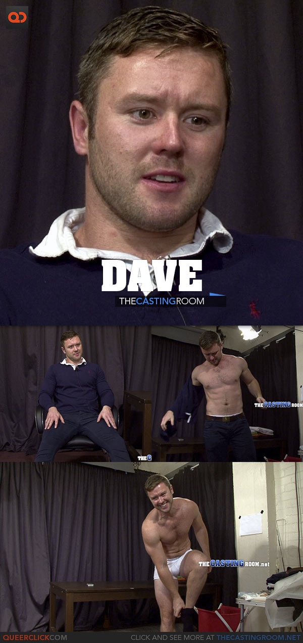 The Casting Room: Dave