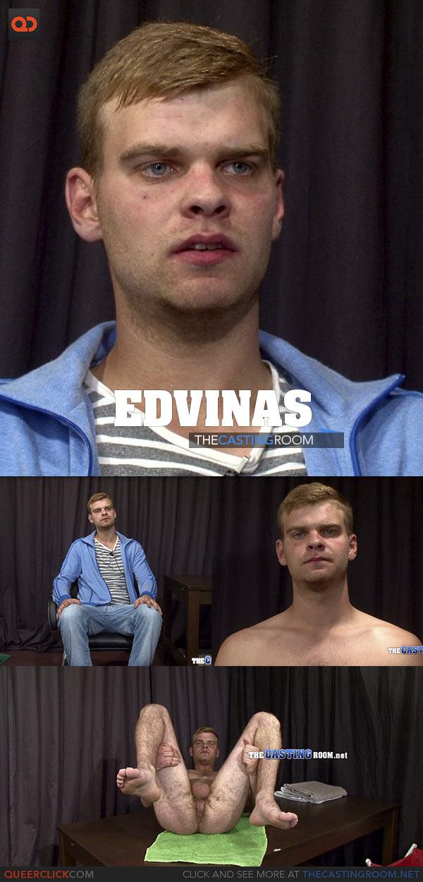 The Casting Room: Edvinas