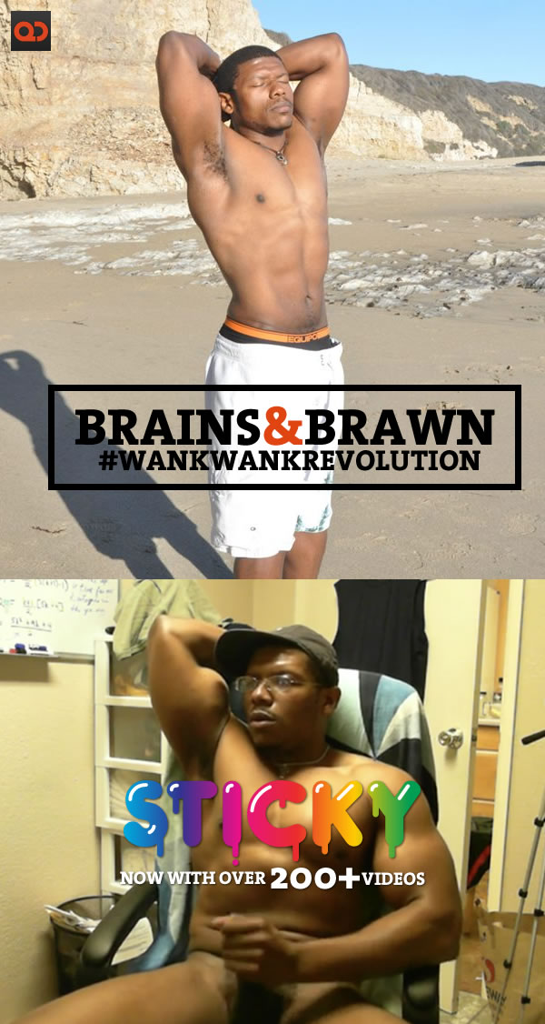Wank Wank Revolution: Brains & Brawn