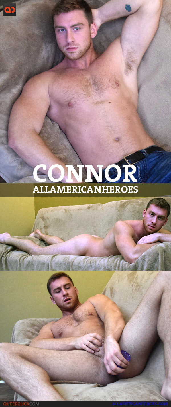 All American Heroes: Connor