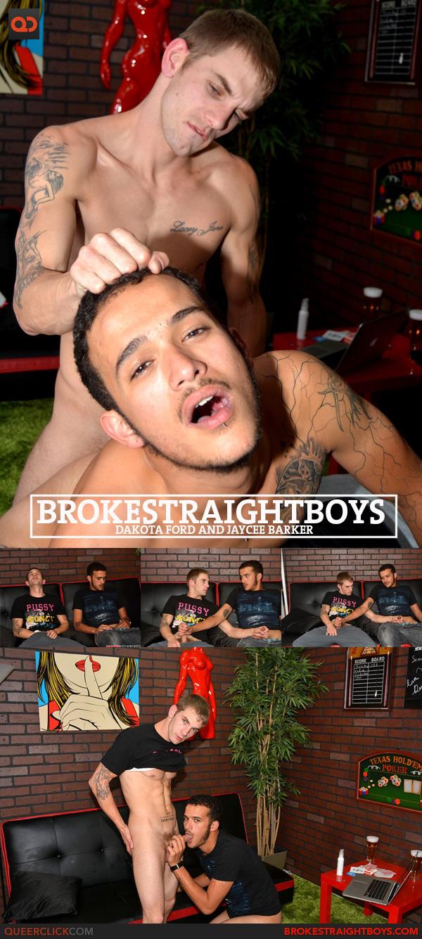 broke straight boys dakota tanner
