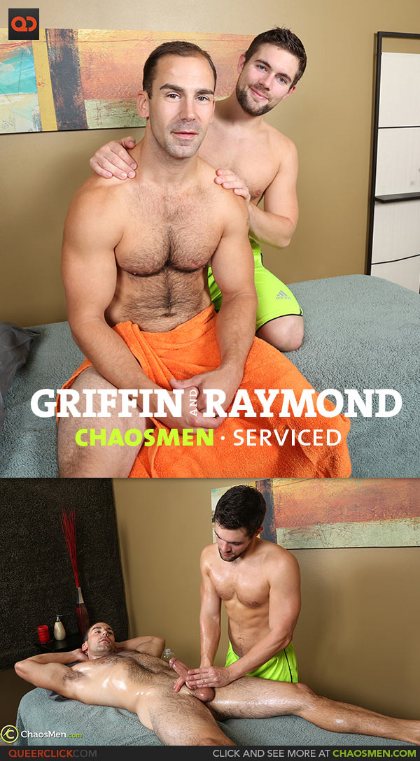ChaosMen: Raymond Serviced by Griffin