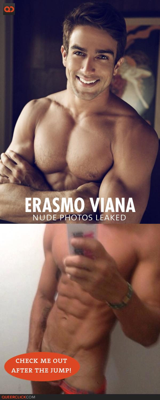 Brazilian Model Erasmo Viana's Nude Photos Leaked