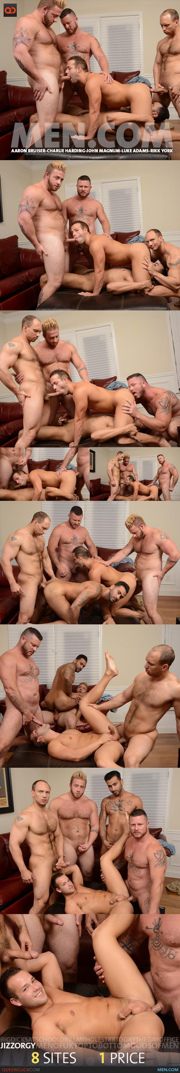Mencom lucas fox and paddy o039brian hat trick part 2 drill my hole
