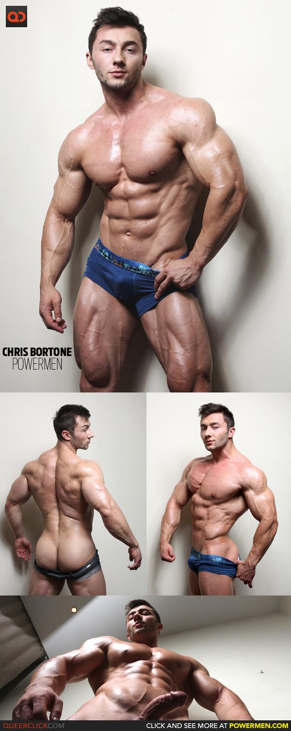 Bortone musclehunks chris