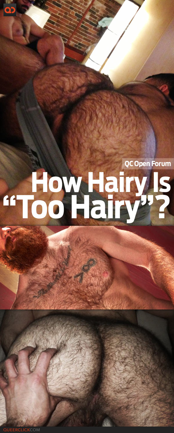QC Open Forum: How Hairy is
