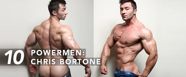 Musclehunks chris bortone