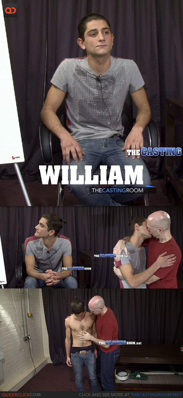 The Casting Room: William