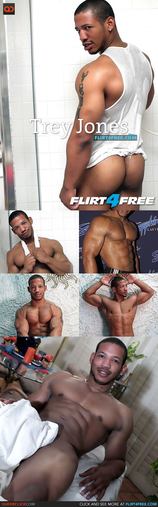 Trey Jones at Flirt4Free