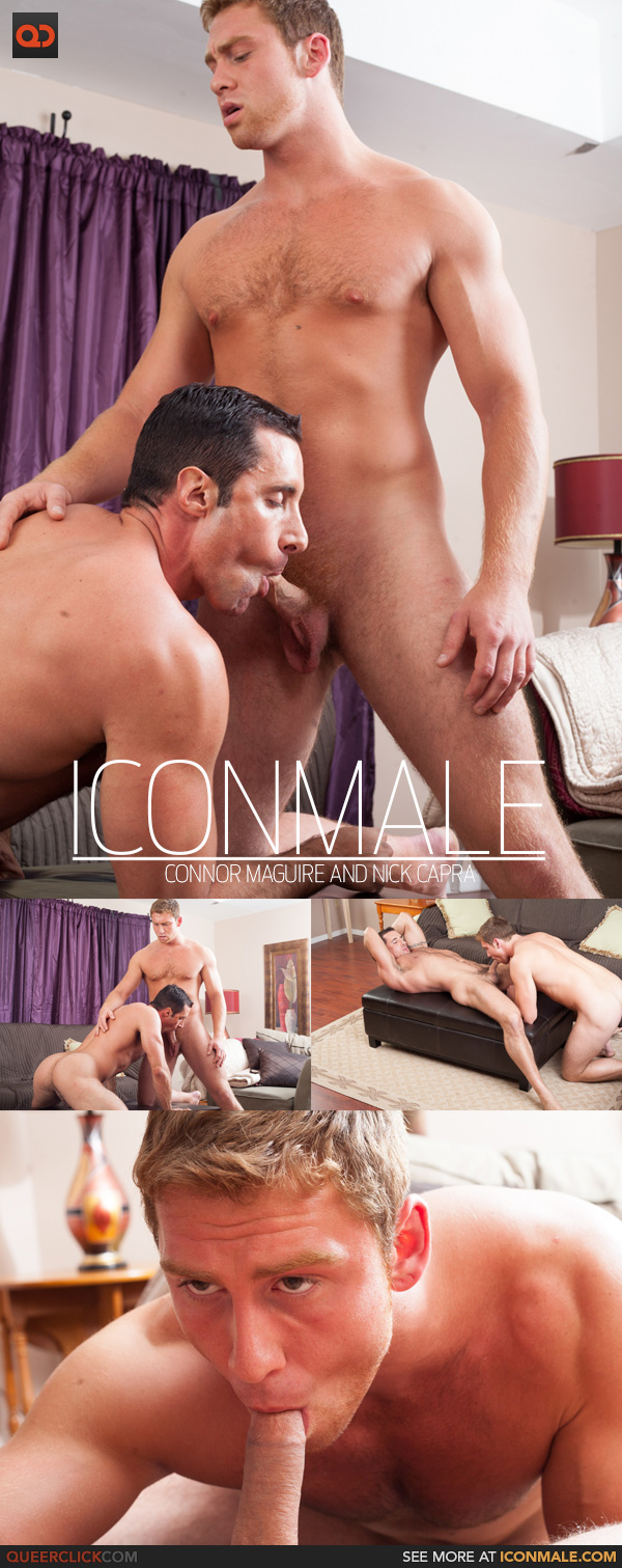 iconmale connor nick