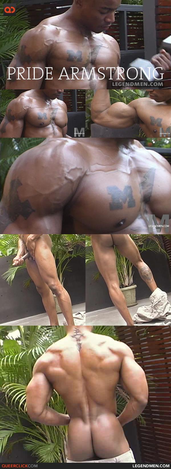 Legend Men: Pride Armstrong