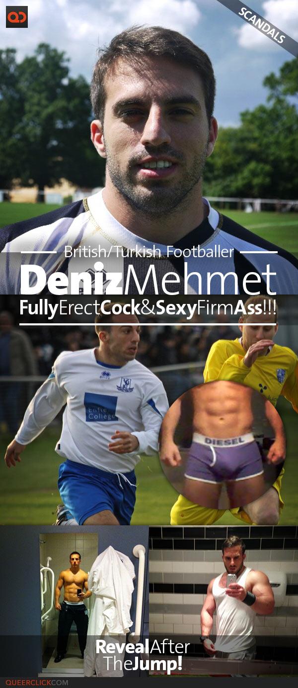 QC Scandals: British-Turkish Footballer Deniz Mehmet Nude Pics Leaked!