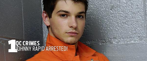 QC Crimes: Johnny Rapid Arrested!