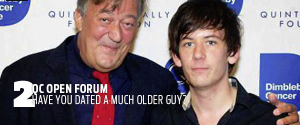 QC Open Forum: Have You Dated A Much Older Guy? 9 Gay Couples That Challenge Ageism