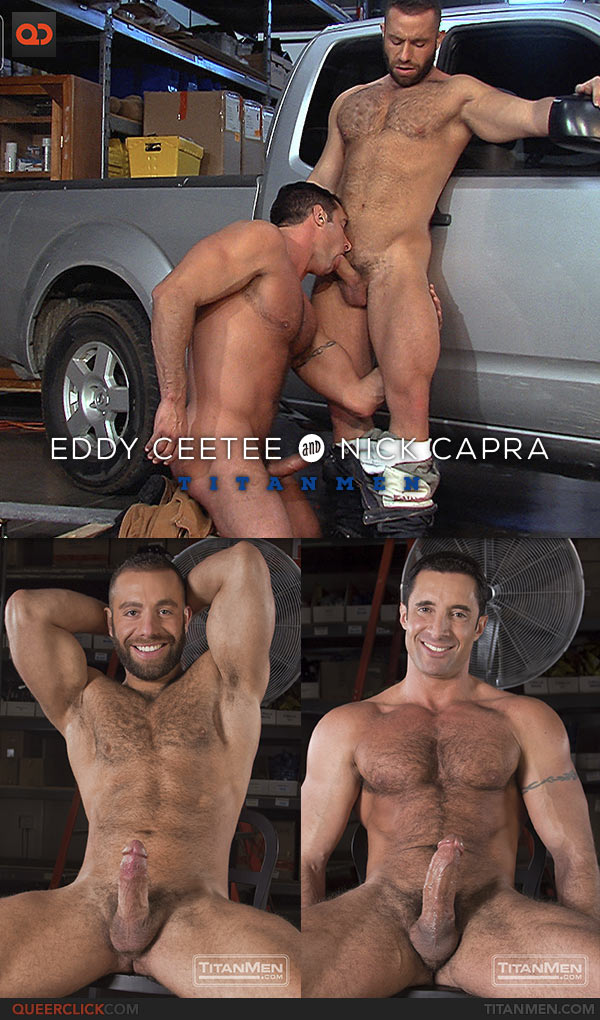 Titan Men: Grease Monkey - Eddy Ceetee and Nick Capra