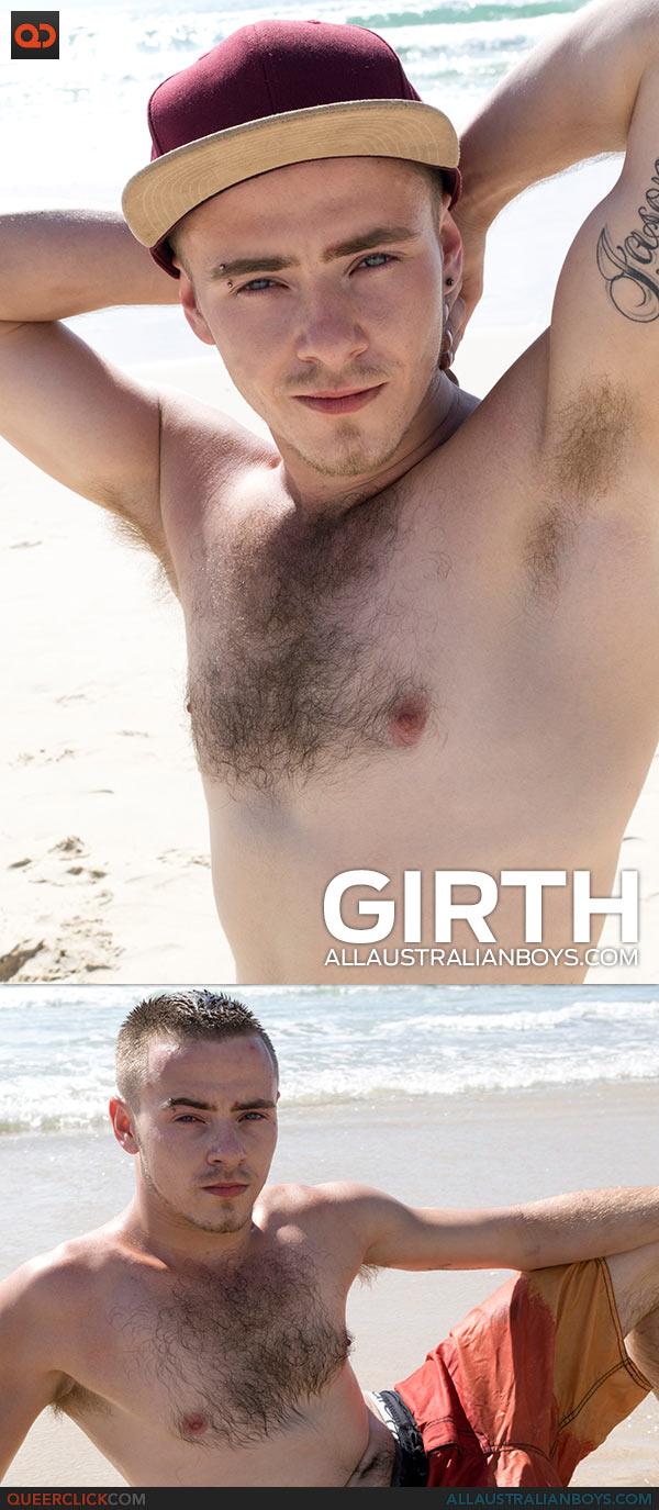 All Australian Boys: Girth