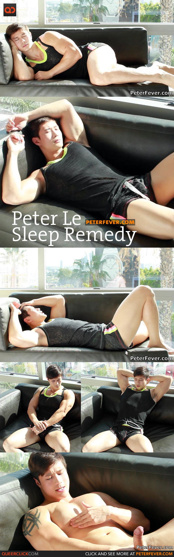 PeterFever: Peter Le - Sleep Remedy