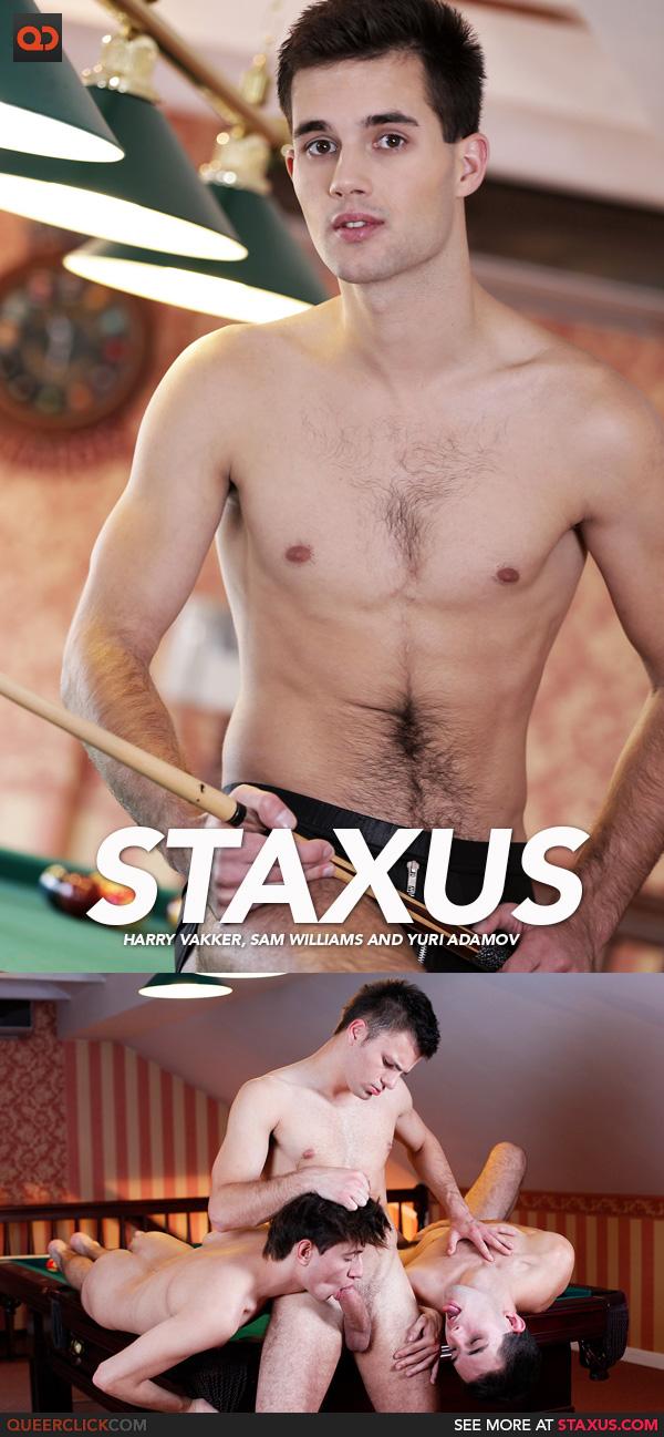 staxus harry sam yuri