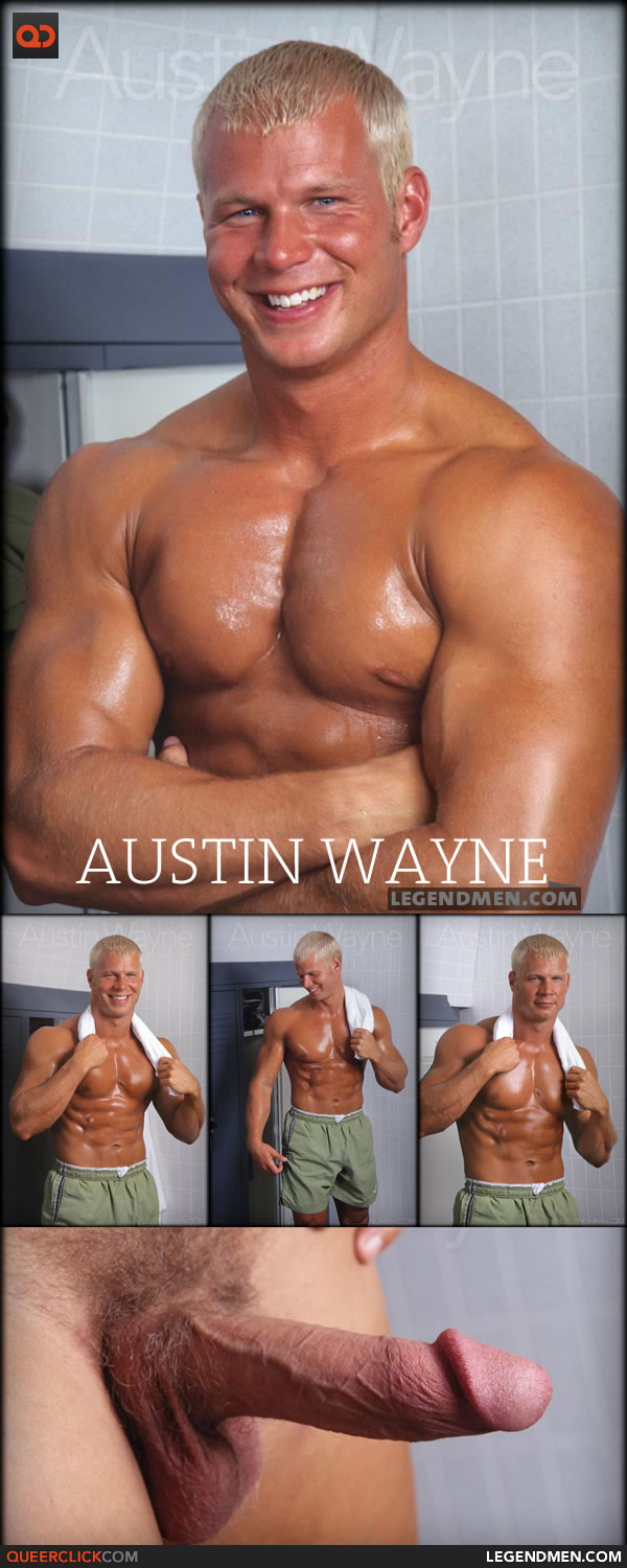 Legend Men: Austin Wayne