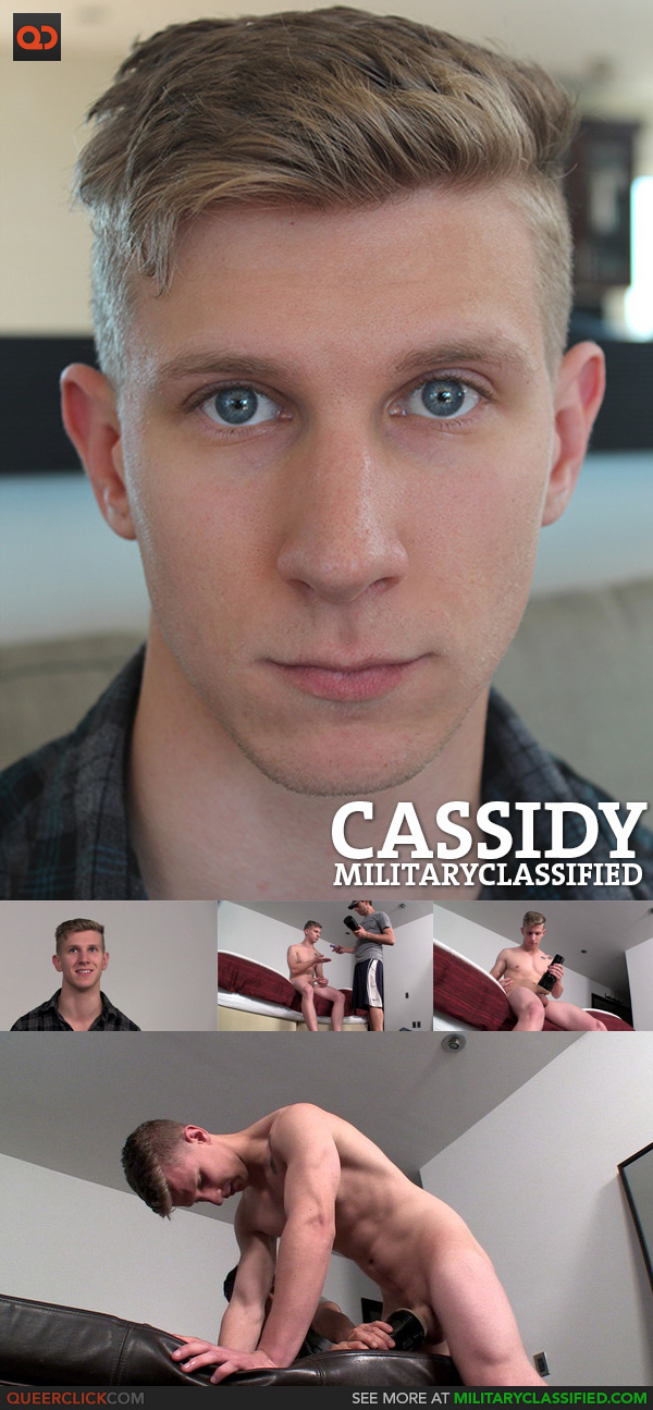military classified cassidy