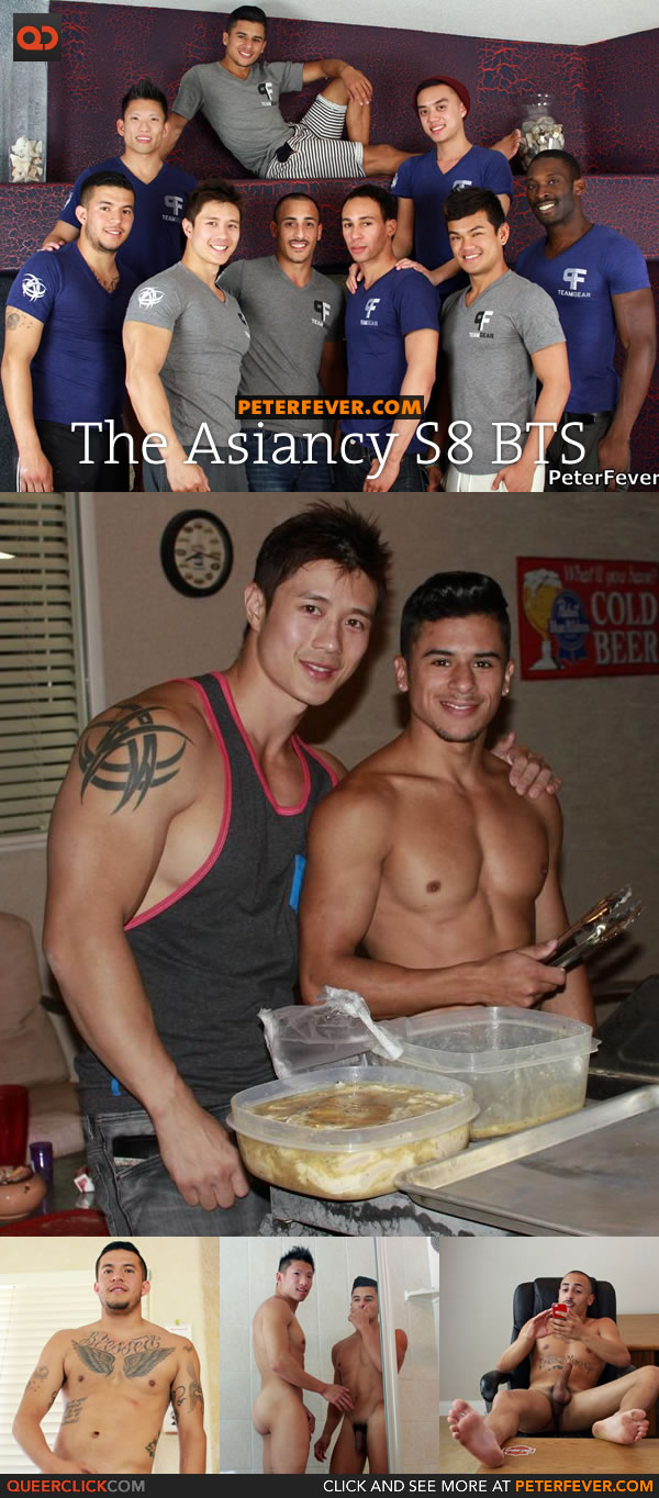 PeterFever: The Asiancy S8 Behind-the-Scenes