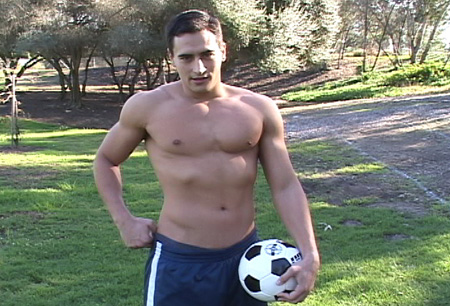 New hottie Nathan at Sean Cody