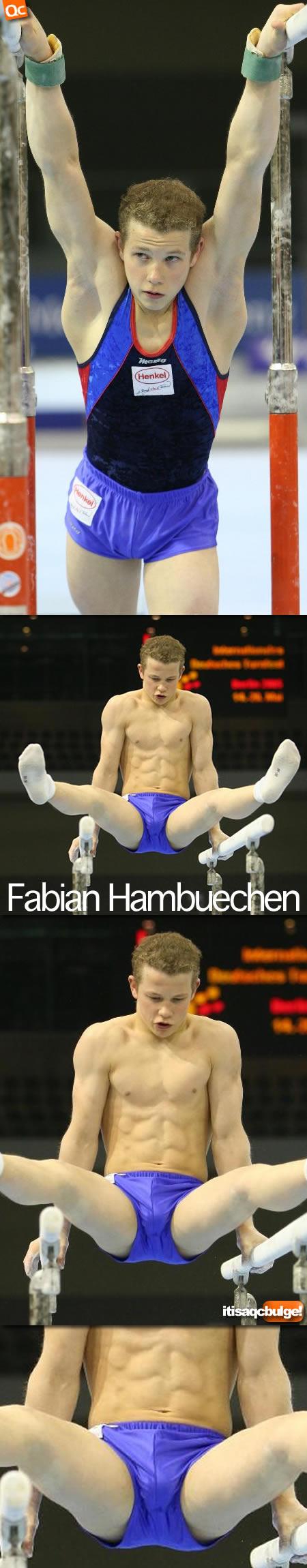 Hambüchen nude fabian Fabian Hambüchen