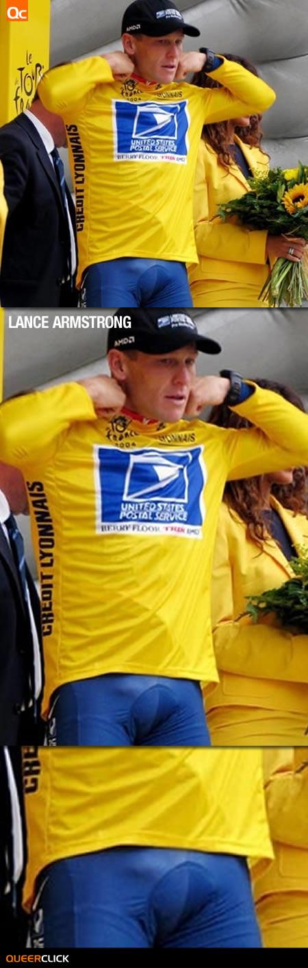 Lance Armstrong Bulge