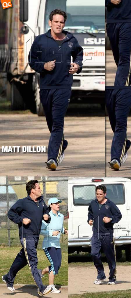Matt Dillon's Bulge. Run Dillon, Run! For more celebrity bulges, ...