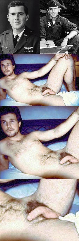 Back bare bush gay porn