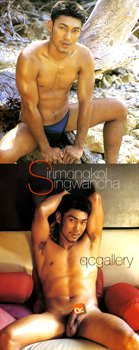 Sirimongkol Singwancha nude photos from Heat magazine