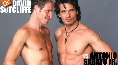 David Sutcliffe vs Antonio Sabato Jr. Gallery