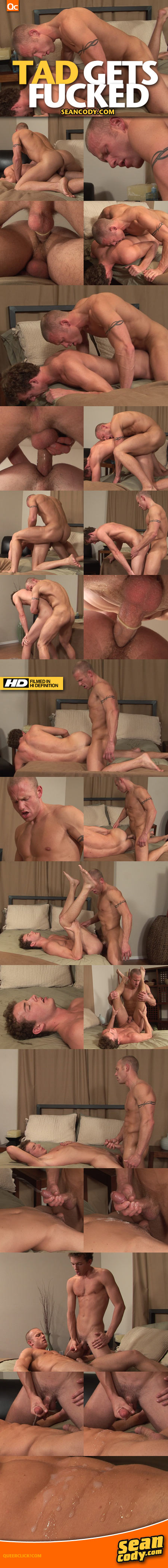 Tad Gets Fucked at SeanCody.com