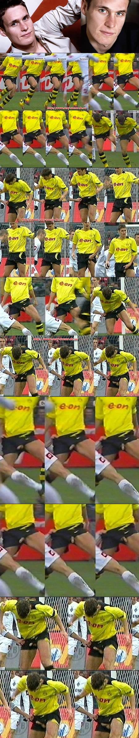 Sebastian Kehl's dick flip!