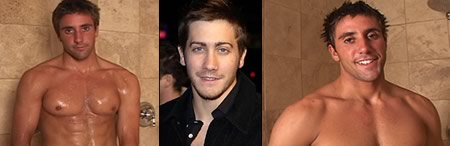 Seth is a Jake Gyllenhaal lookalike