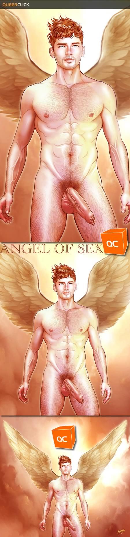 QueerClick Ángel del Sexo