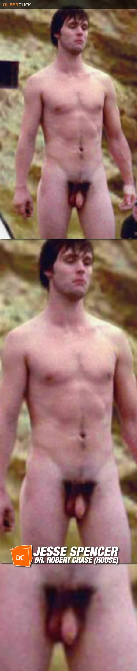 Jesse Spencer Frontal Nude