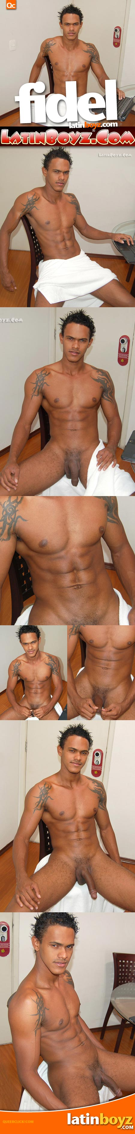 Fidel at LatinBoyz.com