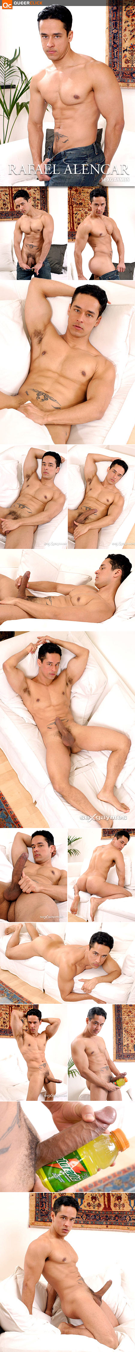 Rafael Alencar at SexGaymes.com