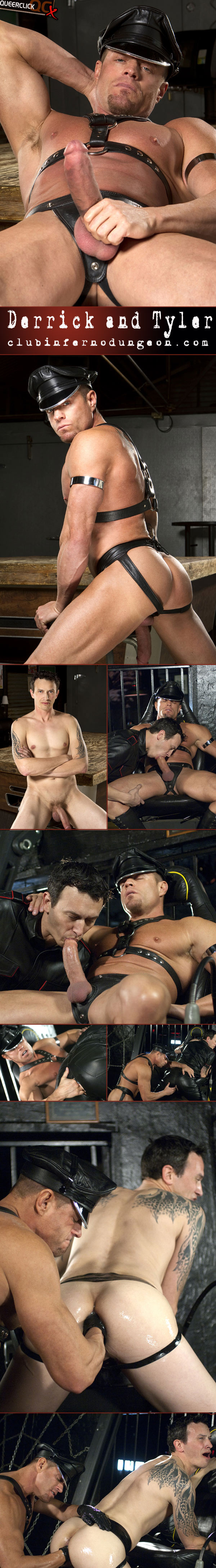 men servant naked