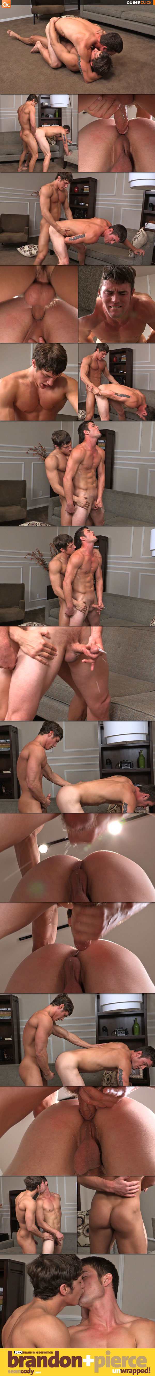Sean Cody: Brandon and Pierce Unwrapped!