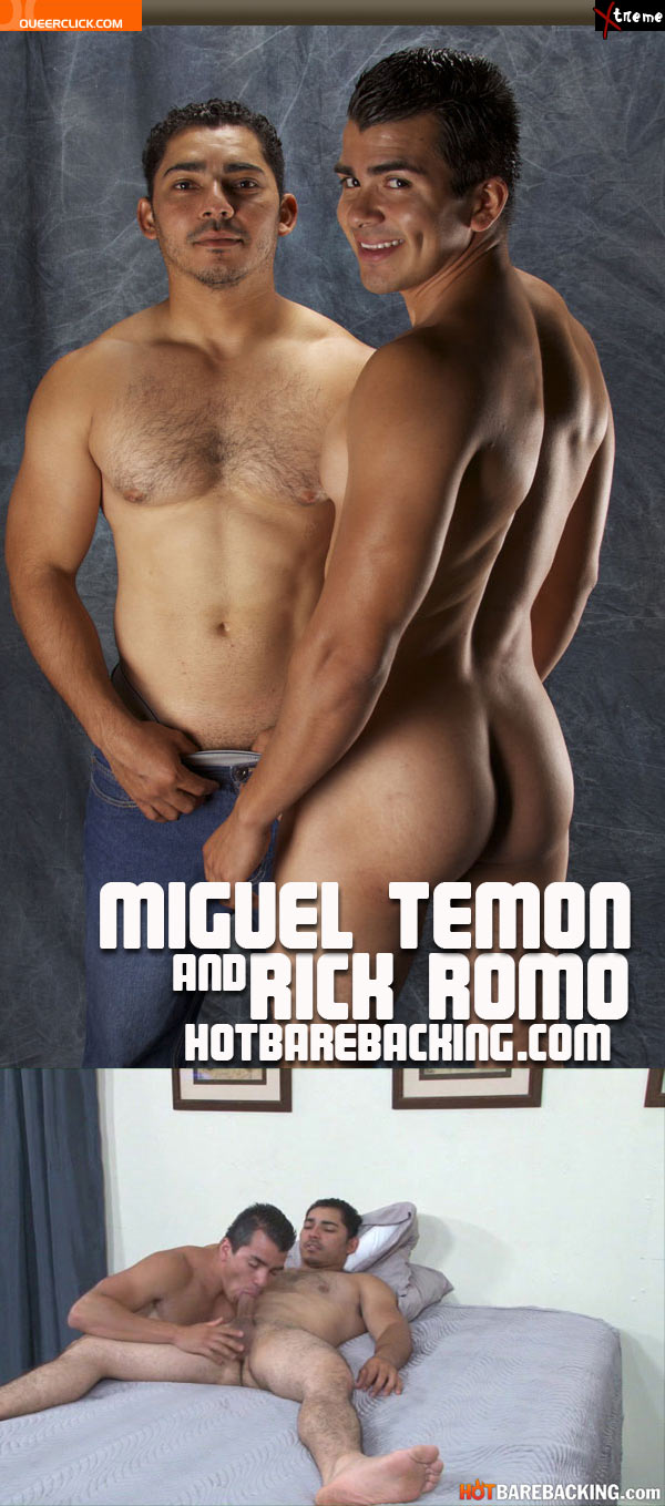 hot barebacking rick miguel