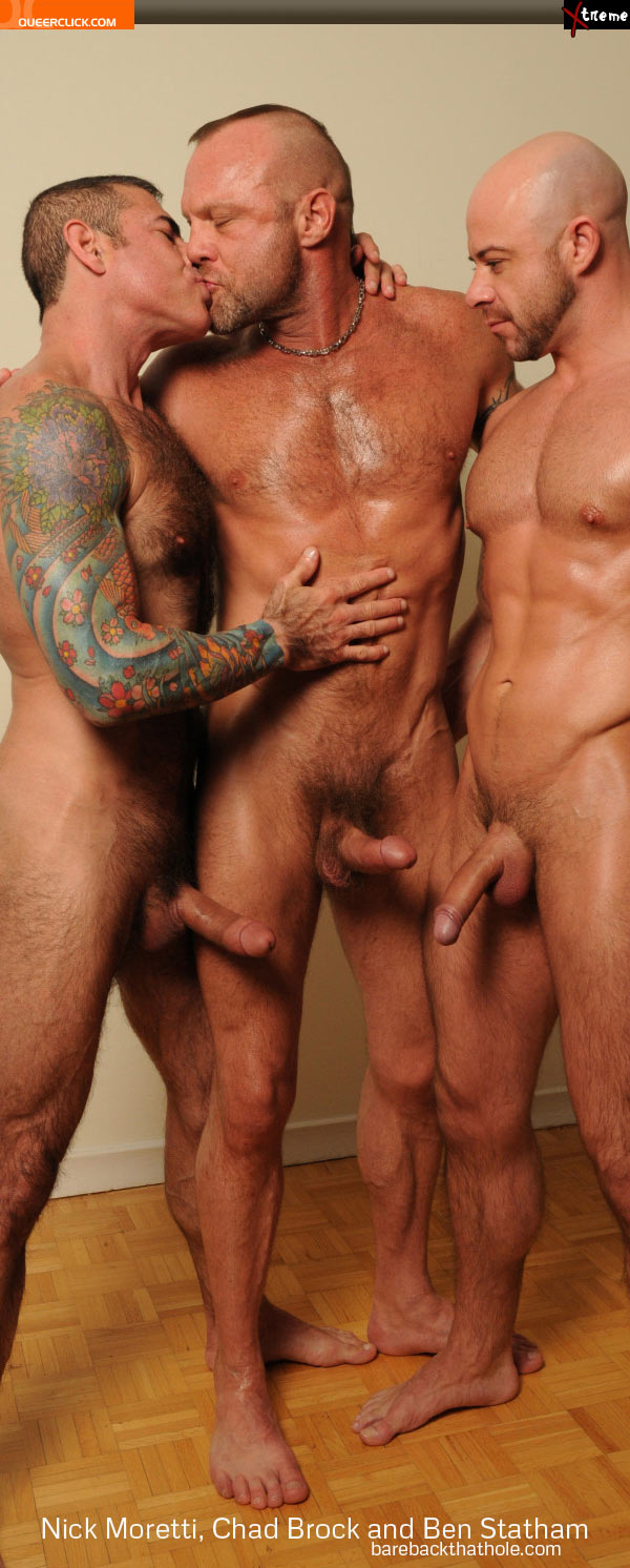 image Chad brock bareback fucks and breeds cole