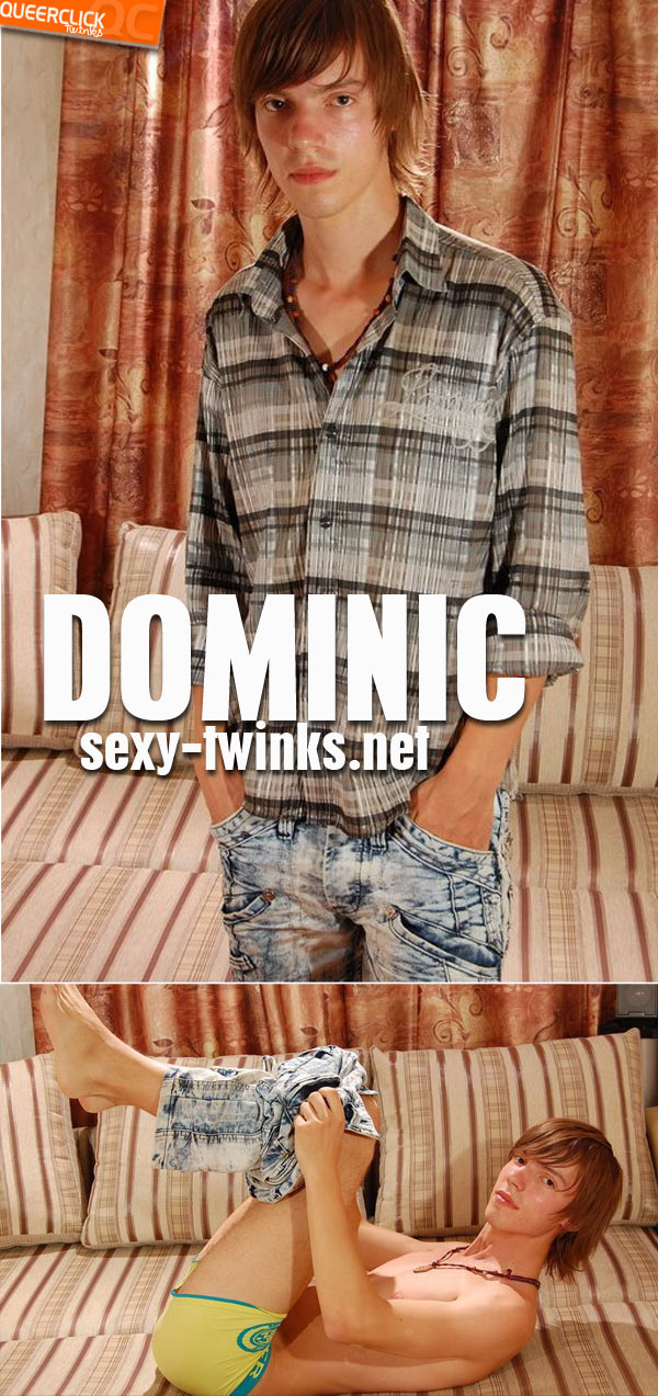 sexy twinks dominic