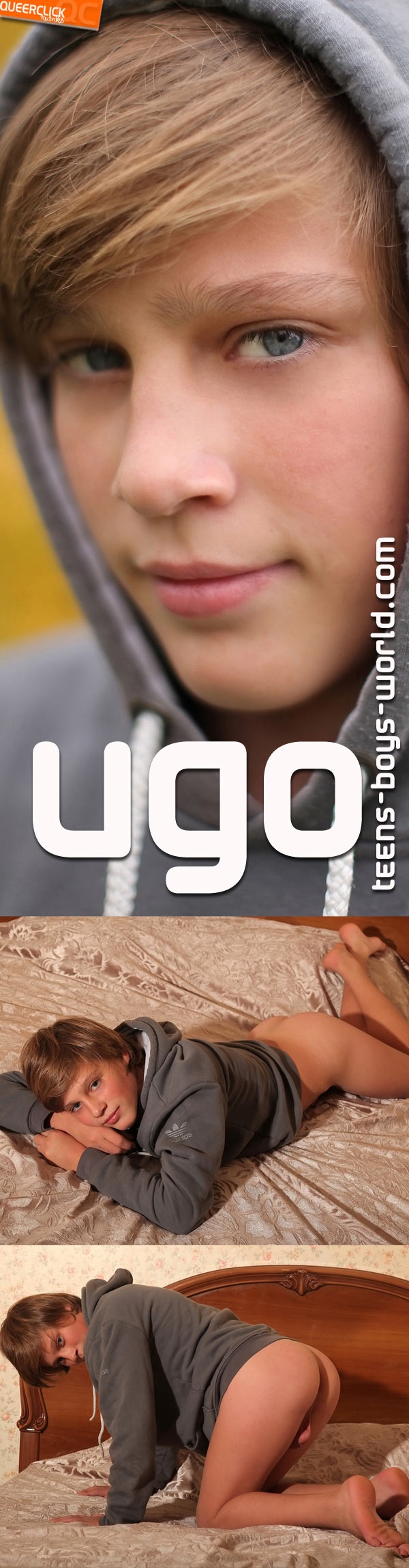 Teens Boys World: Ugo