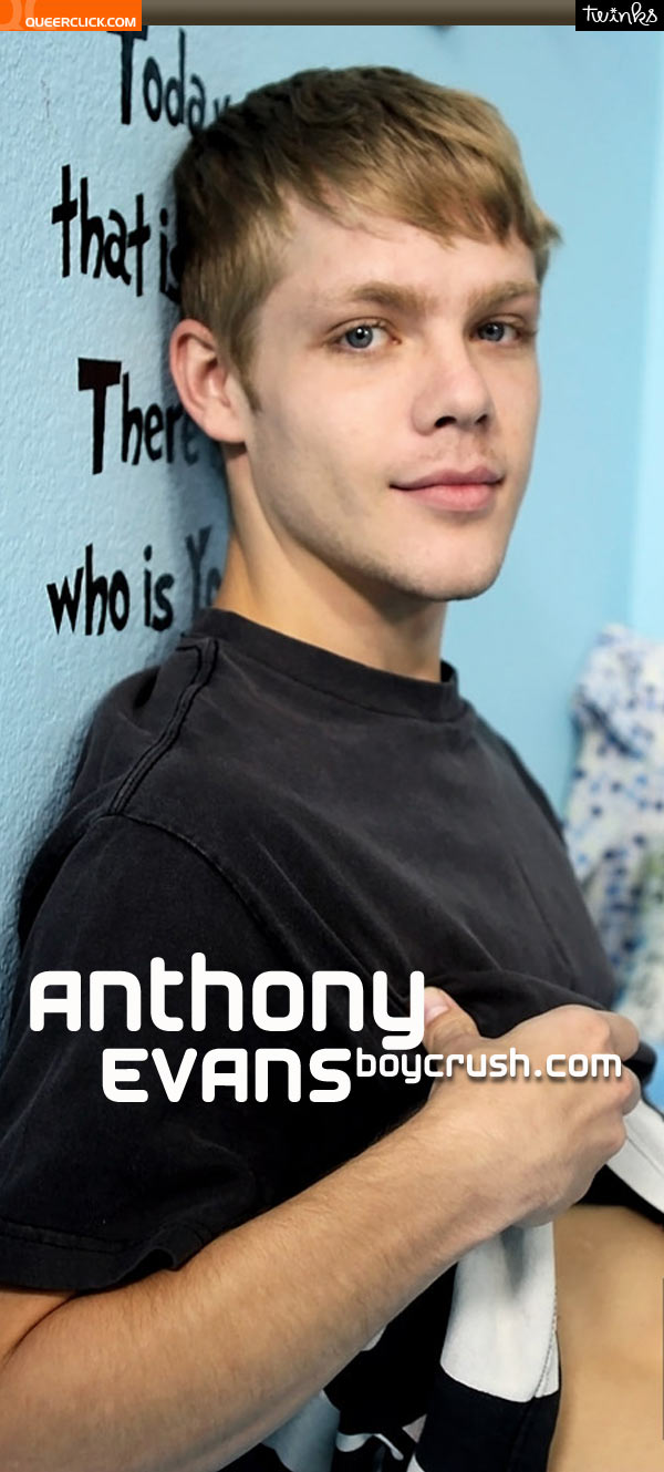 BoyCrush: Anthony Evans - QueerClick