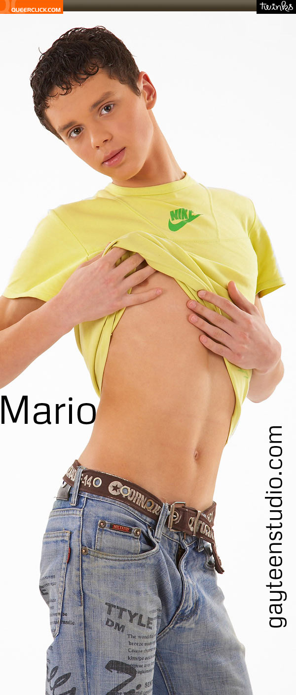 gay teen studio mario