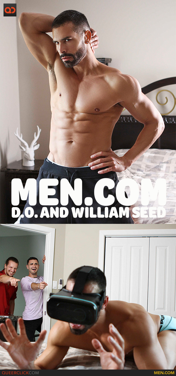 Men.com: D.O. and William Seed