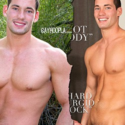 Gayhoopla: Watch Ryan Winter For Free – Split Identity!