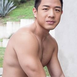 Randy Blue's Asian Hottie Cooper Dang